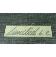 0060900300 DECALCOMANIA ADESIVO LIMITED I.E. PER RENAULT