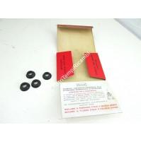 4 GOMMINI PARAOLIO SUPPLEMENTARI VALVOLE ASPIRAZIONE FIAT 1100 103 - 1100 R -