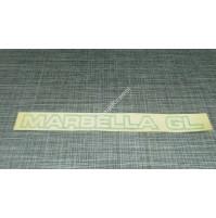 92028590150 ADESIVO POSTERIORE PER SEAT MARBELLA GL