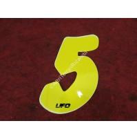 ADESIVO 5 UFO