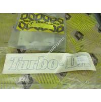 ADESIVO TURBO DX RENAULT ESPACE 6025002355