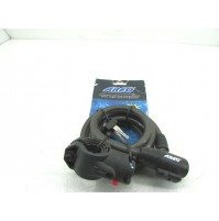 ANTIFURTO A SPIRALE CON SUPPORTO SPIRAL CABLE WITH BRACKET SCOOTER IN GENERE 182