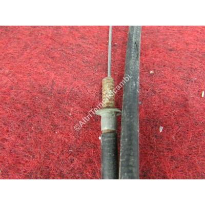 CAVO COMANDO APERTURA COFANO COMPLETO FIAT 1100 103 - 1100 D-1