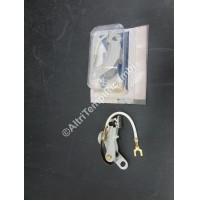 CONTATTI PLATINATI 71198502 FIAT 850 BN - COUPE' - SPIDER - AUTOBIANCHI A112