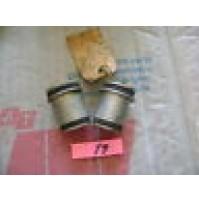 COPPIA BOCCOLA / SILENT BLOCK ANT. BRACCI OSCILLANTI SOSPENSIONE ANT. FIAT 1300