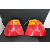 COPPIA FANALI POSTERIORE COMPLETI BMW SERIE 3 (E46) (98>)