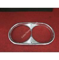 CORNICE FARO DX IN PLASTICA FIAT 1300 - 1500 - 850 FAMILIARE