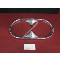 CORNICE FARO SX IN METALLO FIAT 1300 - 1500 - 850 FAMILIARE