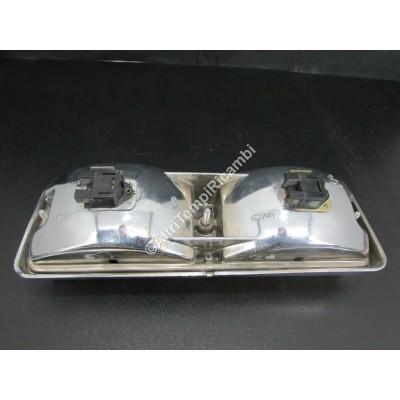 FANALE POSTERIORE SX FIAT 128 1° SERIE 111850 TAIL LAMP LEFT SCHLUSSLEUCHTE LÁMP-2