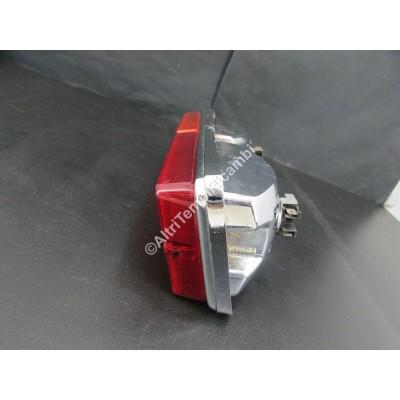FANALE POSTERIORE SX FIAT 128 1° SERIE 111850 TAIL LAMP LEFT SCHLUSSLEUCHTE LÁMP-0