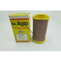 FILTRO ARIA FIAT 500R - 126 - 126 PERSONAL - SILVER - BLACK 205 AIR FILTER LUFTF