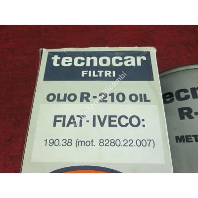 FILTRO OLIO IVECO 190.38 R 210 OIL FILTER ÖLFILTER FILTRO DE ACEITE FILTRE À HUI-0