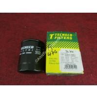 FILTRO OLIO NISSAN MICRA 1.0 16V (03>) - 1.0I 16V (92-03) - PRIMERA 2.0I (90-93)