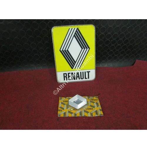 FREGIO LOGO STEMMA RENAULT R4 7700563306