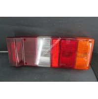 LENTE FANALE POSTERIORE DX AUTOBIANCHI Y10 38908 REAR TAIL LIGHT LENS RIGHT RüCK