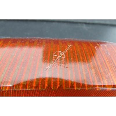 LENTE FANALINO ANTERIORE DX BICOLORE FIAT 125 P 8715 D-3