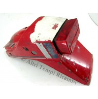 PARAFANGO FANALE POSTERIORE FANTIC STRADA 125 REAR TAIL LIGHT FENDER SCHUTZBLECH