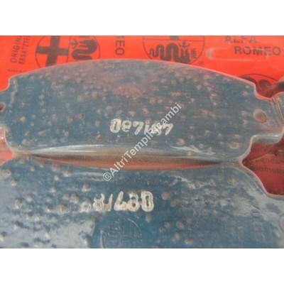 PASTIGLIE FRENO ANTERIORE ALFA ROMEO 33 - ARNA 705557-0