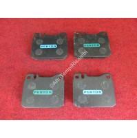 PASTIGLIE FRENO ANTERIORE MERCEDES 280 - 200 - 280 SL - 500 SL - 300 SL - 380 SL