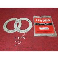 RICAMBIO DISCO FRIZIONE FIAT 850 - 127