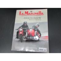 RIVISTA LA MANOVELLA ASIMOTOSHOW FESTA A VARANO PORSCHE 356 - DAILMER 250SP -