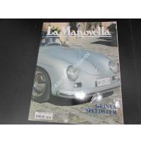 RIVISTA LA MANOVELLA GRINTA SPEEDSTER PORSCHE 356 SPEEDSTER