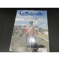 RIVISTA LA MANOVELLA I GRANDI AL MOTOSHOW ALFA ROMEO GIULIETTA - PORSCHE 250 -