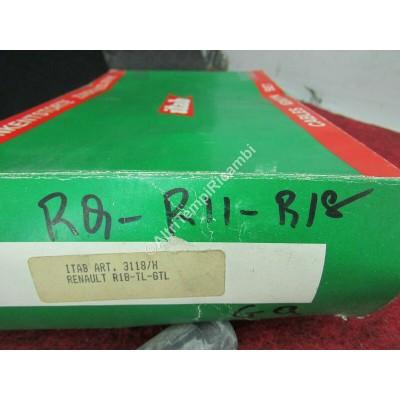 SERIE CAVI CANDELE RENAULT R9 - R11 - R18 TL-4