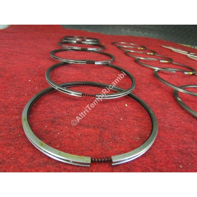 SERIE FASCE ELASTICHE SEGMENTI IVECO 616 N3 - 50 NC - 55 NC - 65 PC - 616 N3/4-0