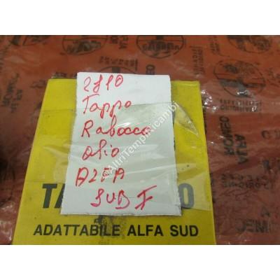 TAPPO OLIO ALFA ROMEO ALFASUD OIL CAP ÖLDECKEL-4