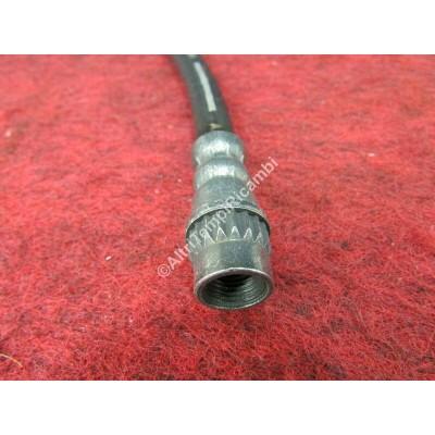 TUBO FRENO ASSALE ANTERIORE BILATERALE MM 330 RENAULT SUPER 5 - DACIA LOGAN-1